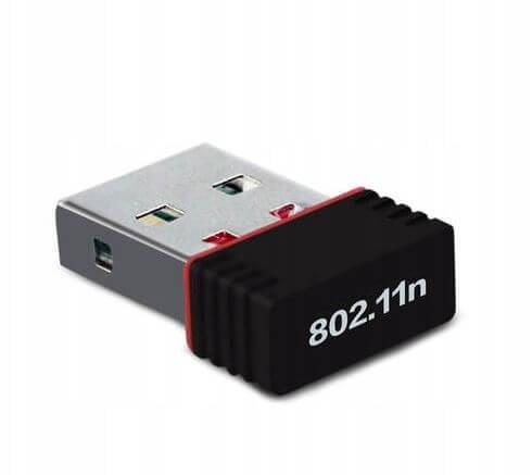 KARTA SIECIOWA WIFI WI-FI USB 150MBPS NANO MINI