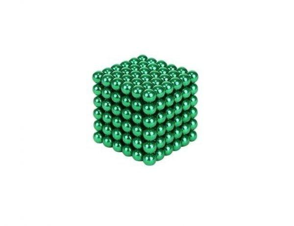 KULKI KLOCKI MAGNETYCZNE NEOCUBE 216szt. 5mm KOLOR