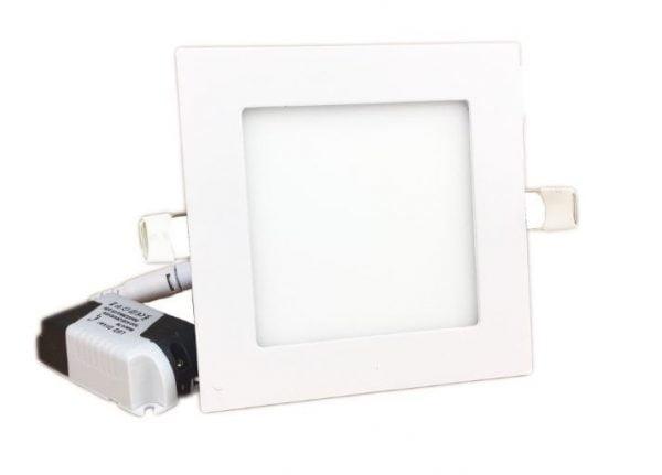 PLAFON PODTYNKOWY PANEL LED SUFITOWY LAMPA 6W 230V