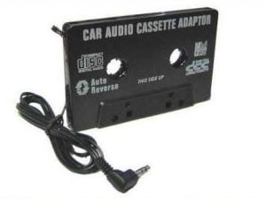 KASETA ADAPTER TRANSMITER RADIO CD iPOD MP3 MP4