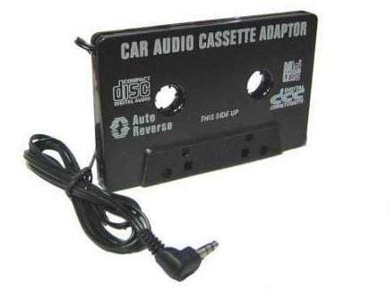 KASETA ADAPTER TRANSMITER RADIO CD iPOD MP3 MP4