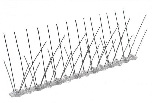 KOLCE NA PTAKI GOŁĘBIE ANTYPTAK 50cm/40 kolce