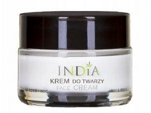 KREM DO TWARZY Z OLEJEM KONOPI 50ML INDIA