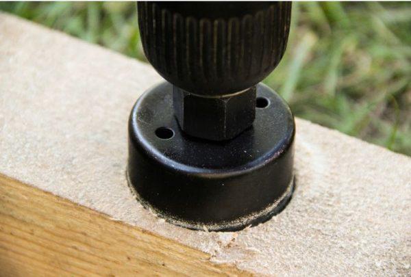 OTWORNICA DO DREWNA FREZY OTWORNICE 64-127mm 8el.