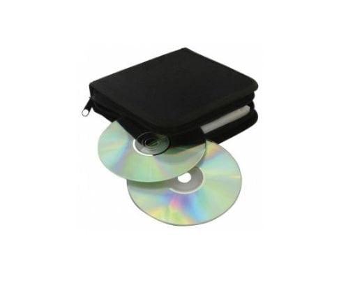 POKROWIEC ETUI FUTERAŁ na PŁYTY CD DVD 40szt