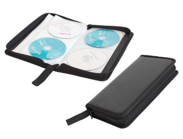 POKROWIEC ETUI FUTERAŁ na PŁYTY CD DVD 80szt