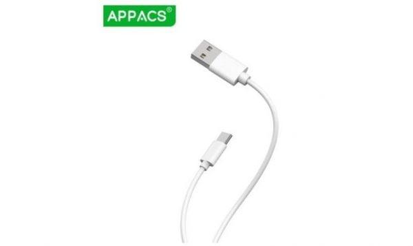 APPACS KABEL USB MICRO 1M microUSB FIRMOWY FAST