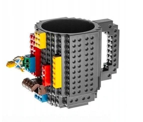 KUBEK LEGO DO KLOCKÓW KREATYWNY + KLOCKI PREZENT