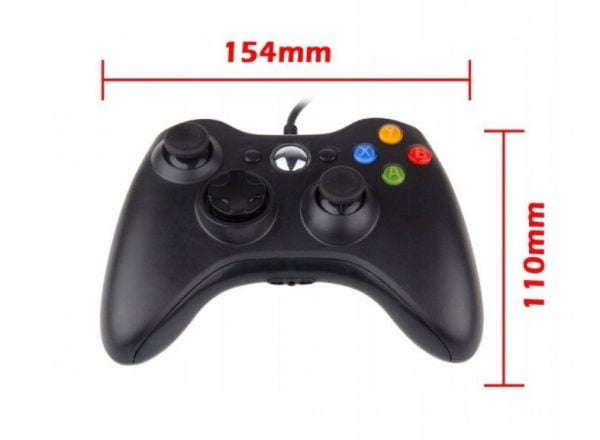 PAD DO PC XBOX 360 GAMEPAD KONSOLI DUAL SHOCK USB