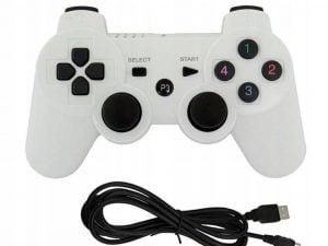 PAD PS3 PLAYSTATION 3 KONTROLER PODWÓJNA WIBRACJA