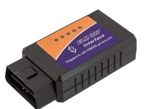 INTERFEJS ELM 327 BLUETOOTH BT OBD2 SCAN PL