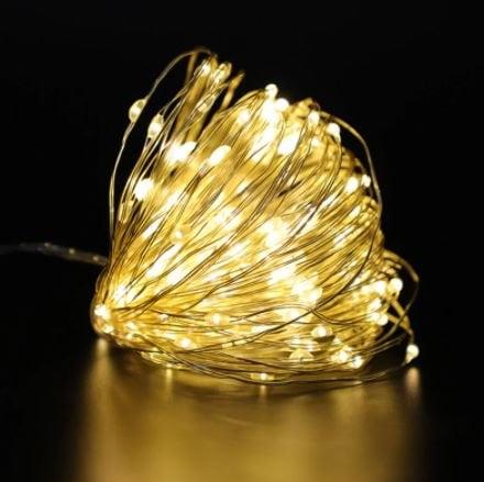LAMPKI DRUCIKI 500 LED 220V DRUCIKI MIKRO DIODY