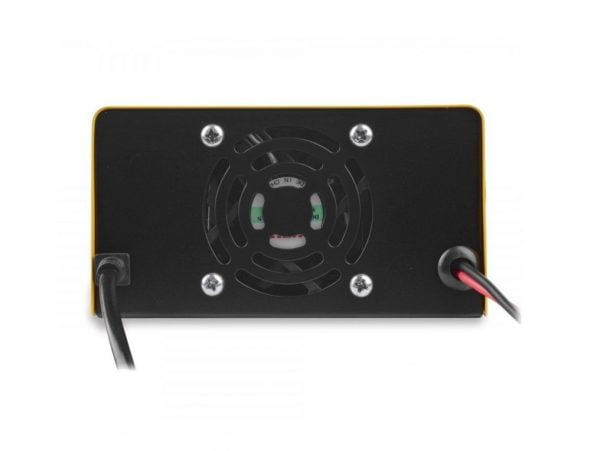 PROSTOWNIK ŁADOWARKA DO AKUMULATORA LCD 6V 12V 15A