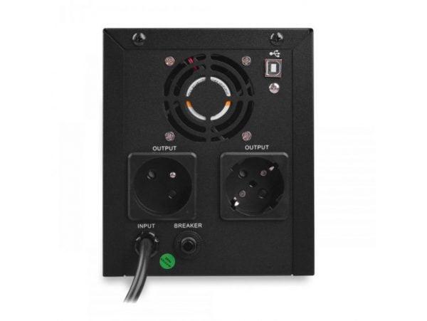 ZASILACZ AWARYJNY UPS 3000VA 1800W 4,9 LCD PROGRAM
