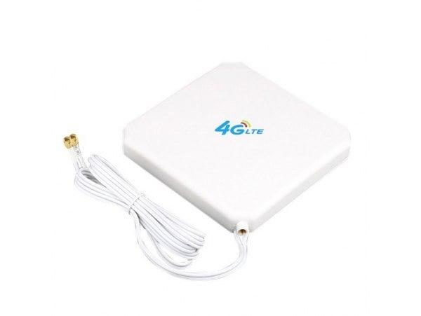 ANTENA 25dBi LTE 4G 2x SMA 3m HUAWEI DUAL MIMO