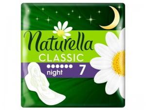 NATURELLA CLASSIC PODPASKI MAXI NOC NIGHT 7SZT