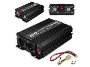 PRZETWORNICA NAPIĘCIA IPS 2600W 12V 230V VOLT PL