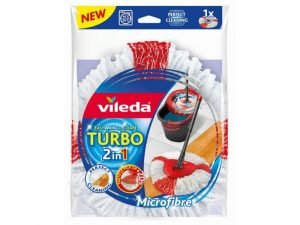 VILEDA WKŁAD DO MOPA EASY WRING CLEAN TURBO ZAPAS