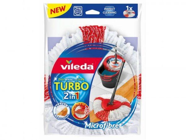 VILEDA WKŁAD DO MOPA EASY WRING CLEAN TURBO ZAPAS