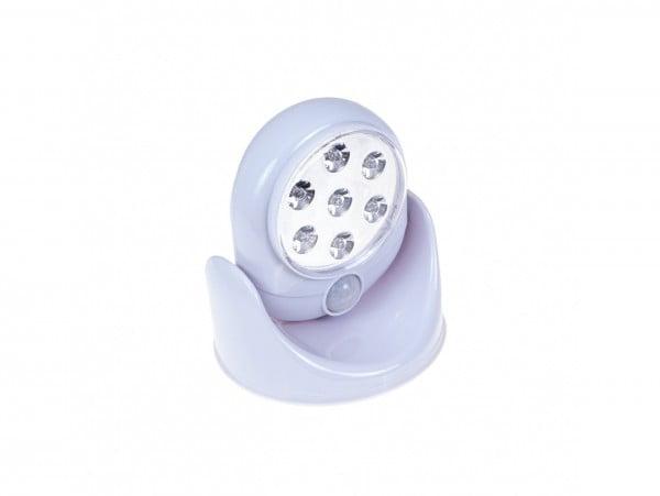 LAMPKA BEZPRZEWODOWA 7 LED Z CZUJNIKIEM RUCHU 360