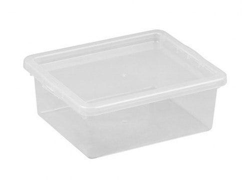 POJEMNIK Z POKRYWĄ BASIC BOX 1,7 DO PRZECHOWYWANIA