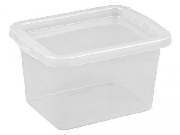 POJEMNIK Z POKRYWĄ BASIC BOX 9L DO PRZECHOWYWANIA