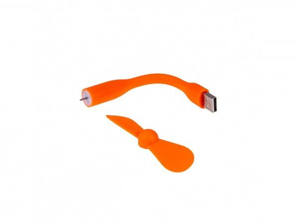 WIATRAK WIATRACZEK USB SILIKONOWY WENTYLATOR