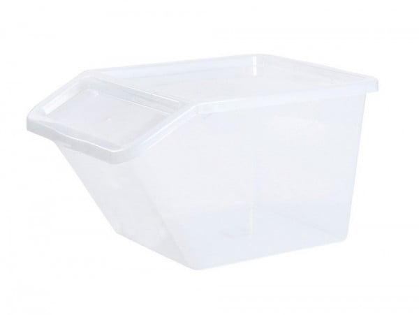 POJEMNIK Z POKRYWĄ BASIC BOX 40L DO PRZECHOWYWANIA