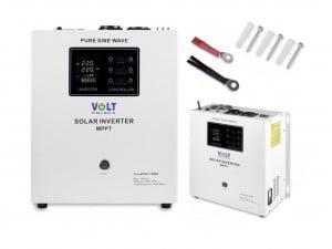 INWERTER SOLARNY SINUS PRO 1500W 12/230V +40A MPPT
