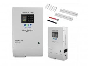 INWERTER SOLARNY SINUS PRO 7000W 48/230V +80A MPPT