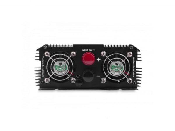 PRZETWORNICA NAPIĘCIA IPS 2600W 24V 230V VOLT PL